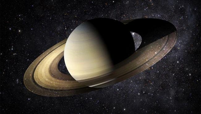 Satürnün halkaları