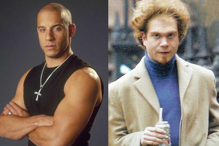 Vin Diesel'in ikizi Paul Vincent