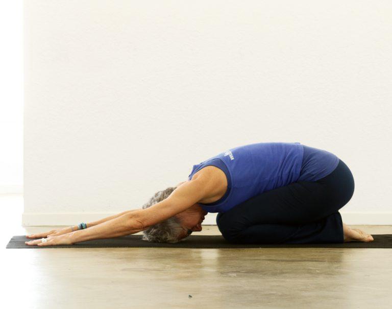 Yoga Bebek Pozisyonu