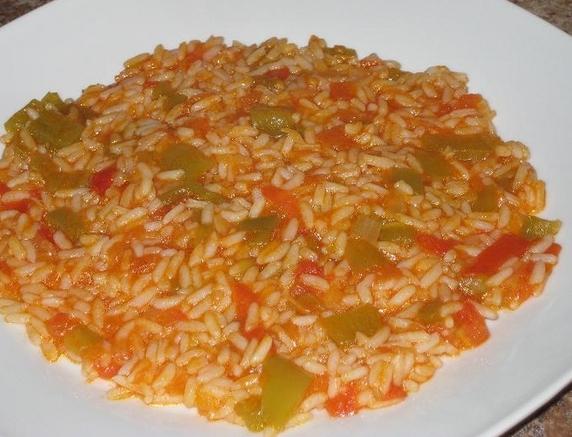 pirinç varivo