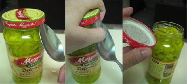 sıkışmış kavanoz kapağı nasıl açılır