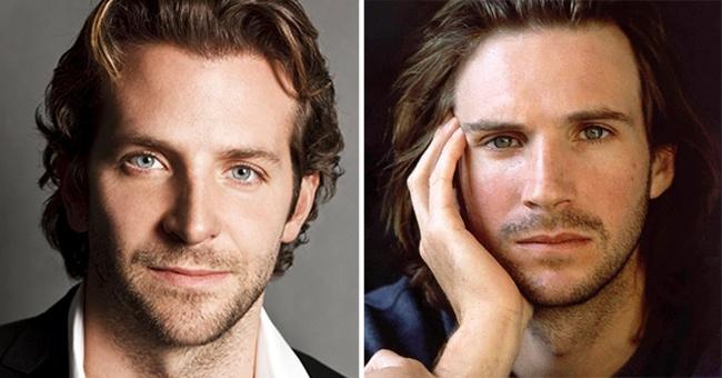 Bradley Cooper ve Ralph Fiennes