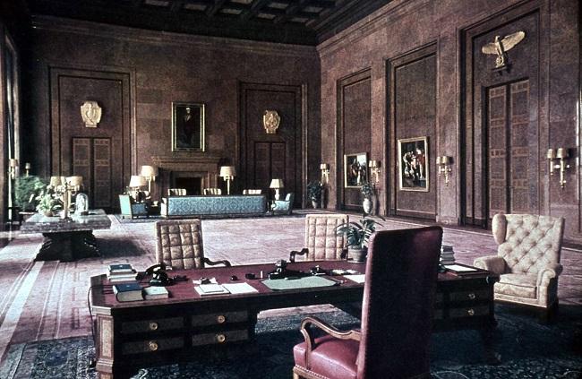 Hitler'in çalışma odası