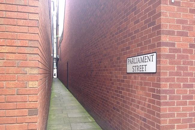 Parliament Sokağı