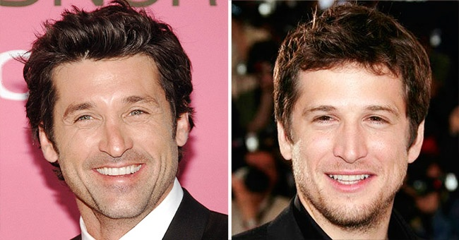 Patrick Dempsey ve Guillaume Canet