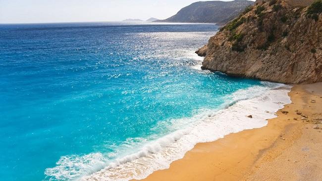 Türkiyenin en temiz plajları ve koyları