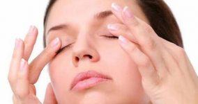 göz dinlendirme egzersizleri