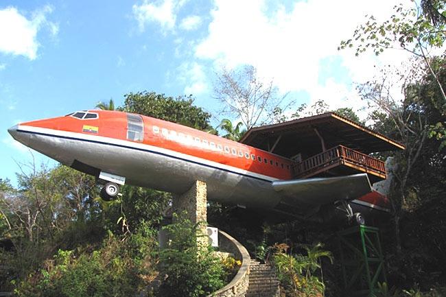 Dönüştürülmüş Uçak Ev