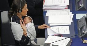 çalışan anne