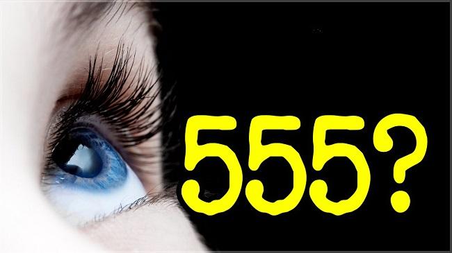 555 görmek