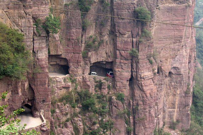 Guoliang tüneli