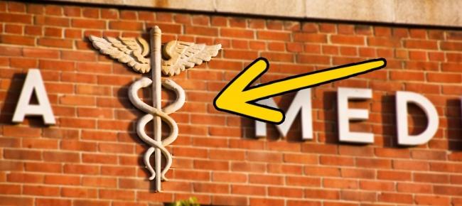 Tıp sembolü