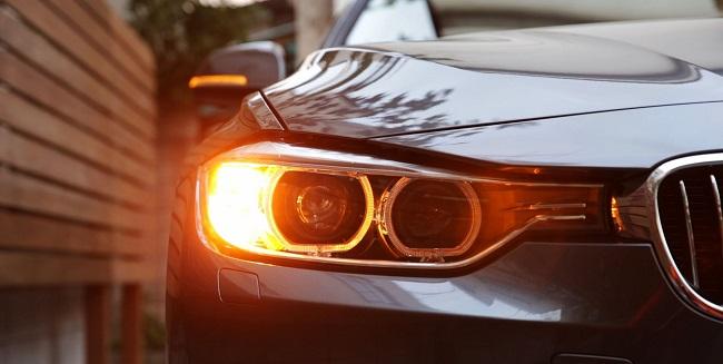 araç sinyal lambası