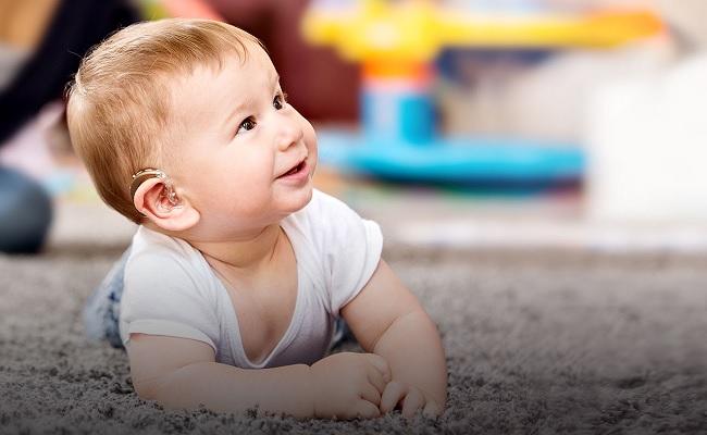 bebeğin ortama alışması