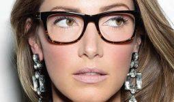 gözlüklü kadınlar için makyaj önerileri