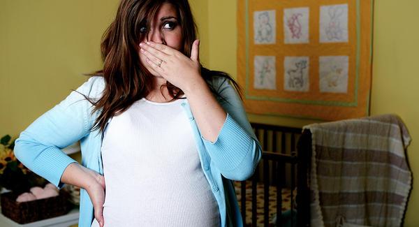 hamilelik koku alma duyusunu yükseltir