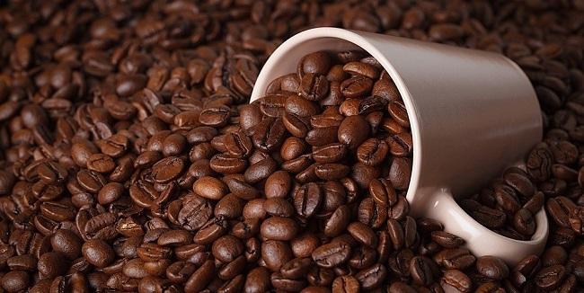 kahvede bulunan maddeler