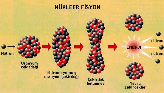 Nükleer Fisyon