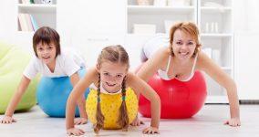 çocuk için fiziksel aktiviteler