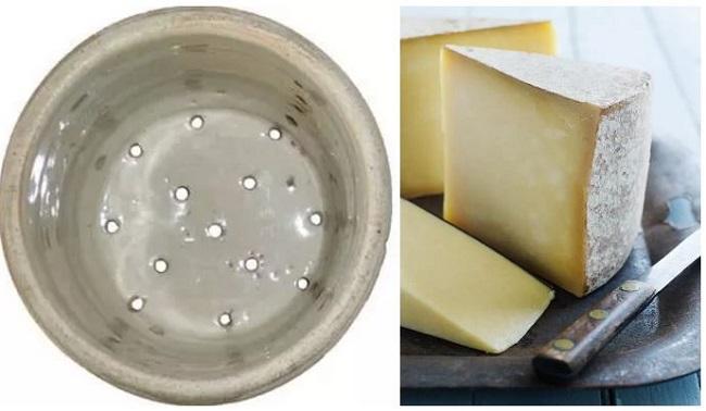 peynirin icadı