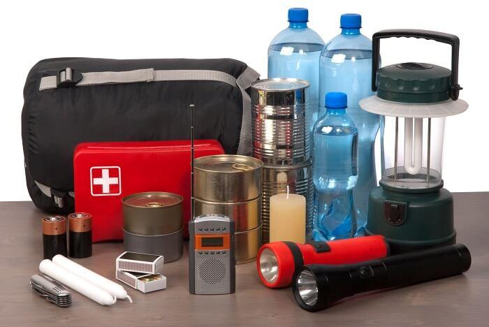 deprem çantasında neler bulunur